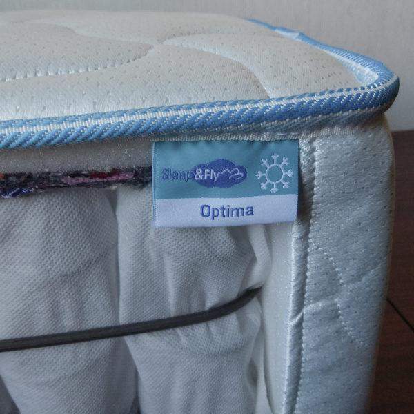Дополнительное фото пружинного блока матраса Sleep&Fly Optima